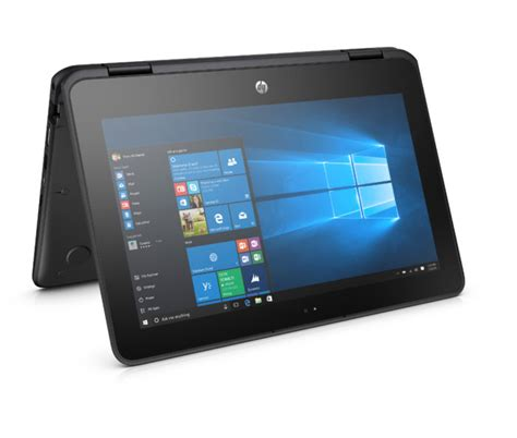rugged hp laptop hps new probook x360 11 g1 laptop is ludicrously rugged