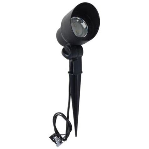 malibu landscape lighting 8401 upc 885305003433 malibu flood lights low voltage black led 20 watt equivalent flood light