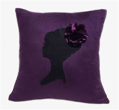 Plum Pillow Covers by 1000 Ideas About Purple Cushion Covers On
