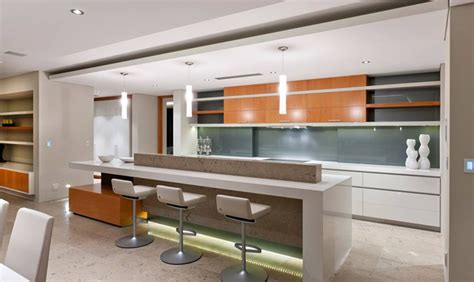 Contemporary Kitchen Island Ideas by Modern Kitchens Designs Australia 3322 Home And Garden