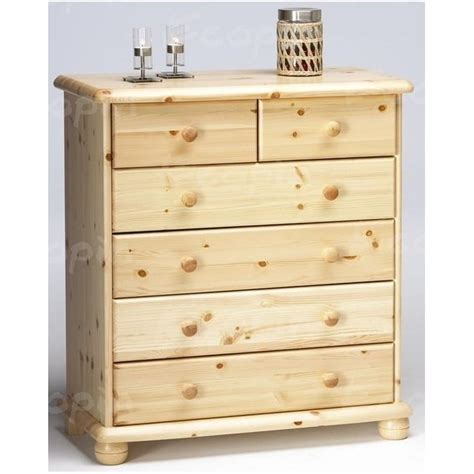 Commode En Pin Naturel by Commode Pin