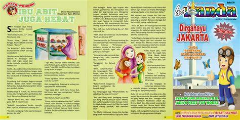 cara membuat cerpen anak cerpen anak di majalah halo nanda 2 rosimeilani com