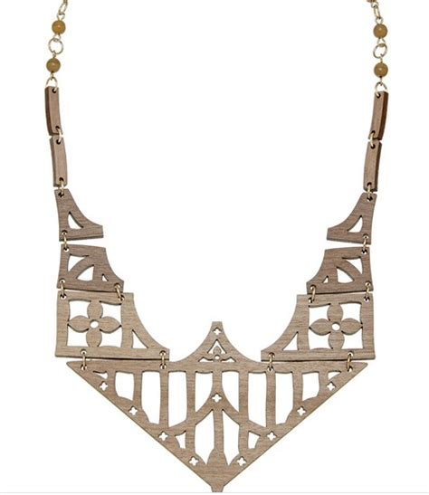 Tatty Devines Ss07 Jewellery Collection Available Now by Tatty Goes A Bit Tudor Madame Guillotine