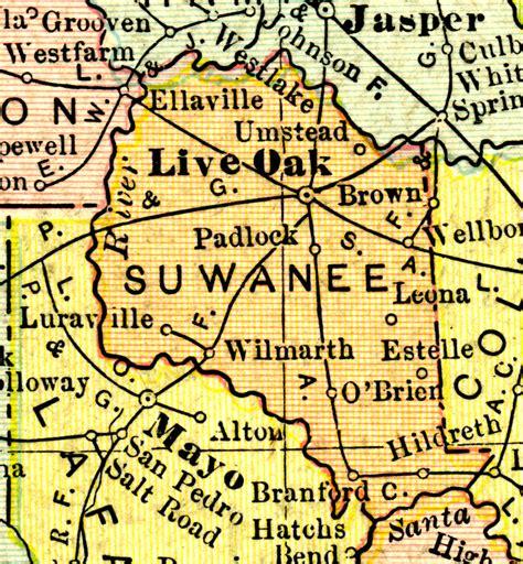 Suwannee County Search Suwannee County 1911