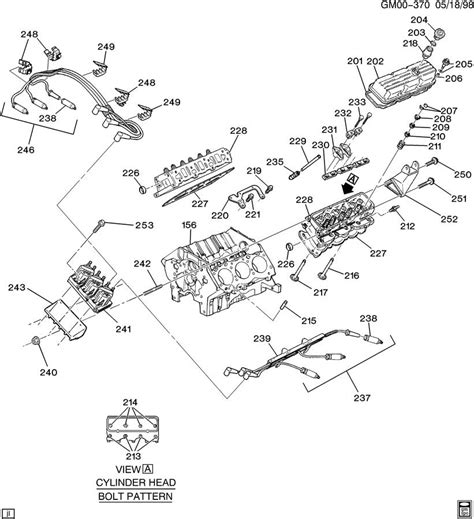 gm 3 4 v6 engine diagram gm free engine image for user
