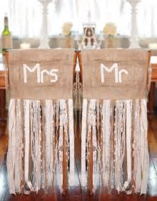 Diy Wedding Chair Covers » Home Design 2017
