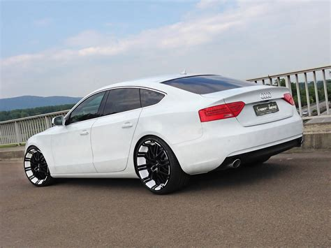 Audi A5 Coupe Tuning by Senner Tuning An Oxigin Medley For The S5 Coupe And A5