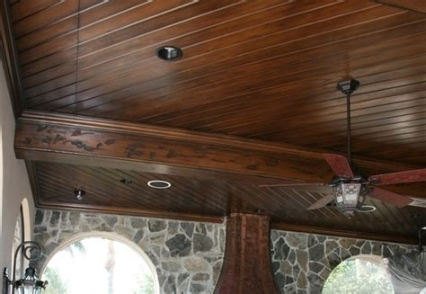 Tongue And Groove Porch Ceiling matot mouldings exterior tongue and groove patio ceiling