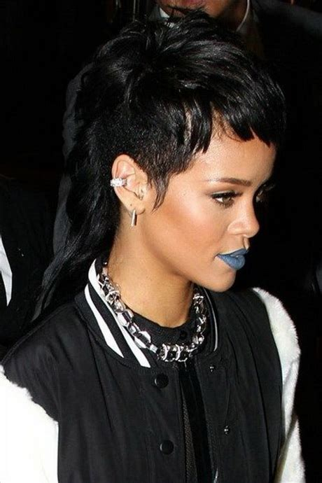 short hairstyles 2016 pictures of short hairstyles rihanna short hair styles 2016