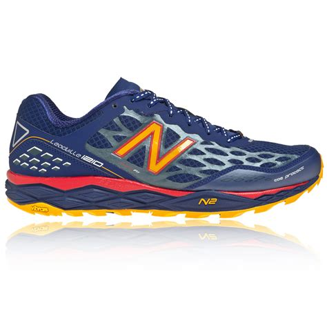 trail running shoes new balance leadville mt1210 trail running shoes 40