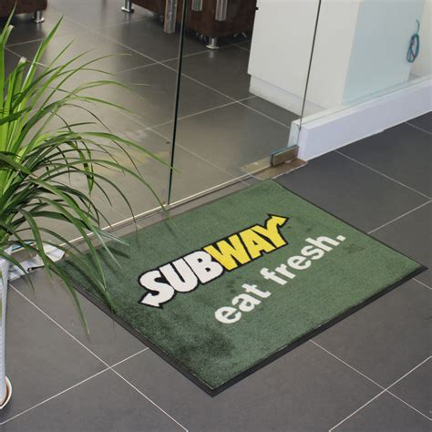 Custom Mat Printing custom printed logo mats and door mats