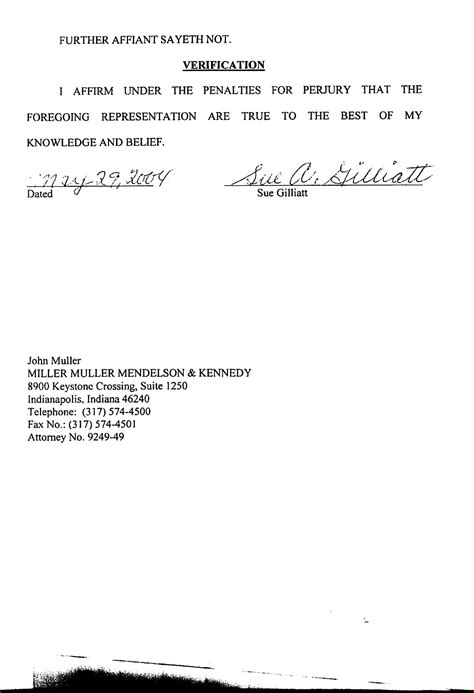 basis of plea template gilliatt s quot post plea quot affidavit proof of fraud