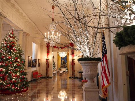 a spectacular white house christmas white house