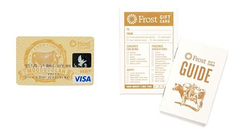 Frost Gift Card - frost moolah gift card mcgarrah jessee