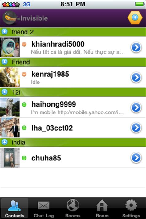 Chat Room For Iphone by Trends Of Chat Messenger And Mobile Dating