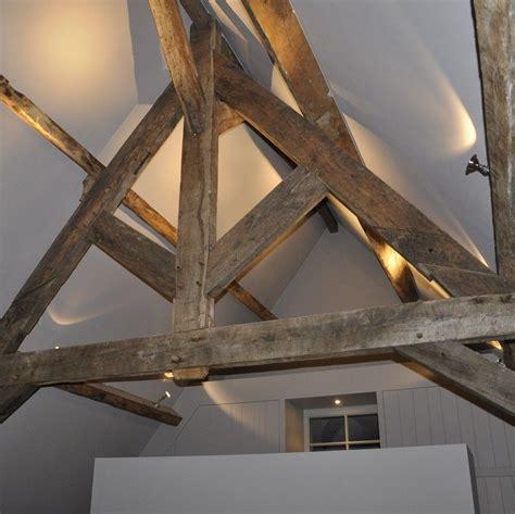 Eclairage Charpente Apparente eclairage poutres apparentes maisons 224 pans de bois