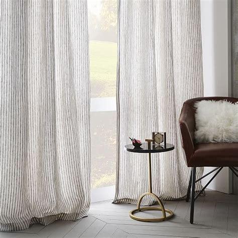 west elm linen curtains 25 best ideas about linen curtains on pinterest design