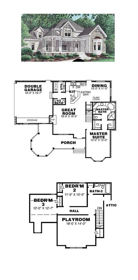 6 bedroom victorian house plans victorian house plan 67003 total living area 2044 sq