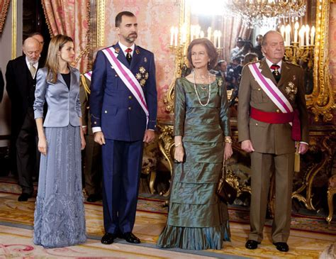 Royal Family Spanish Royals | the spanish royal family attend the 2011 pascua militar
