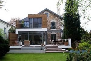 extension maison container