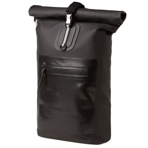 White Roll Bag moncler x white roll top bag black