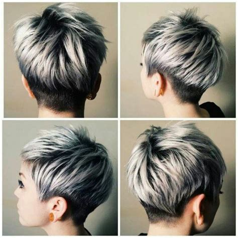 gray frosted hair diy hair 8 ways to rock gray hair bellatory