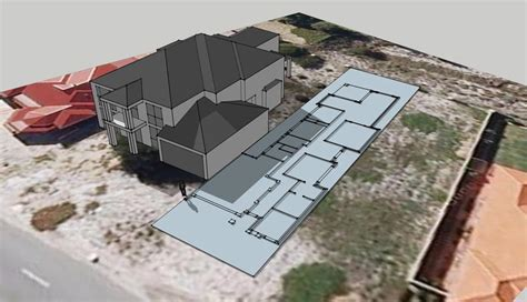 sketchup layout crop view view topic anyone else modelling these house in google