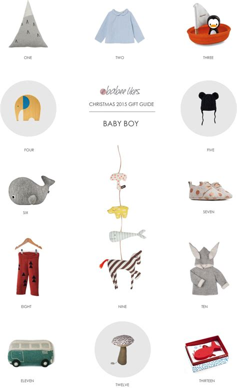 ebabee likes christmas gift ideas for baby boys by ebabee