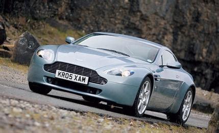 Aston Martin Vantage Reliability by Aston Martin