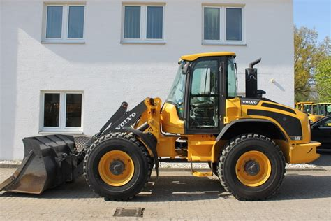 volvo l 45 f tp s wheel loader from for sale at