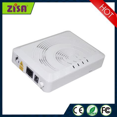Modem Gpon 1ge gpon sfu ftth gpon ont modem optical network gpon onu ont in fiber optic equipments from
