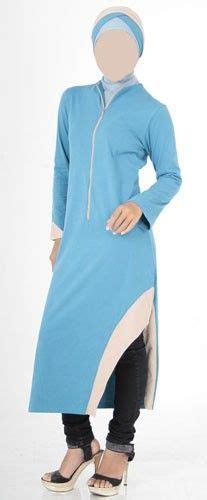 membuat warna coklat dari warna dasar blus muslim asimetris biru vannara 237 blus muslimah