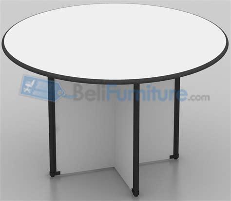 Meja Meeting Bundar Uno Uct 1781a 120 Cm uno classic meja meeting bundar 120 cm murah bergaransi dan lengkap belifurniture