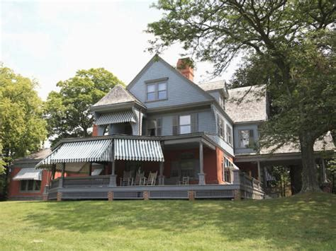 Teddy Roosevelt Home by Sagamore Hill Home Of President Theodore Roosevelt