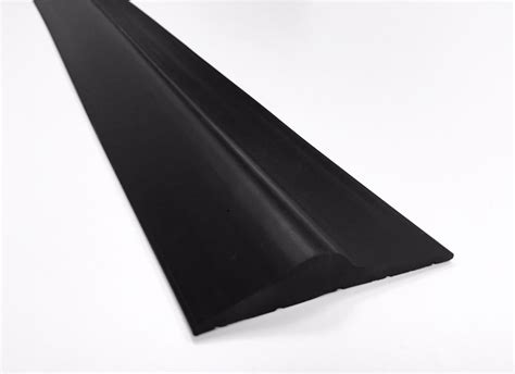 Rubber Floor Seals For Garage Doors by 15mm Black Rubber Floor Seal Ja Seals