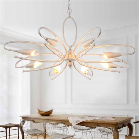 kronleuchter modern weiss aliexpress buy modern chandelier for living room