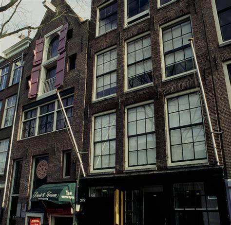 eintrittskarten frank haus amsterdam niederlande amsterdam eine stadt am wasser bilder