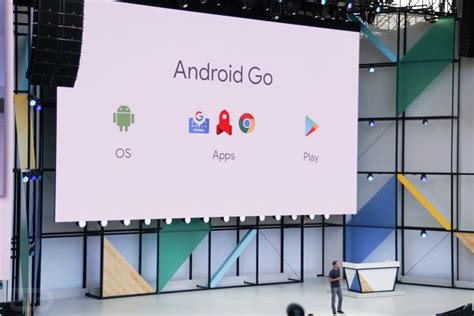 Android Go by Android Go Is A New Experience For Low Cost Devices With