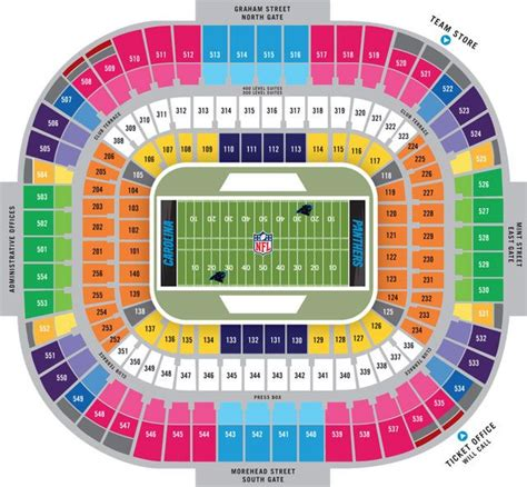 ta buccaneers stadium seating bank of america stadium seating chart favorite places