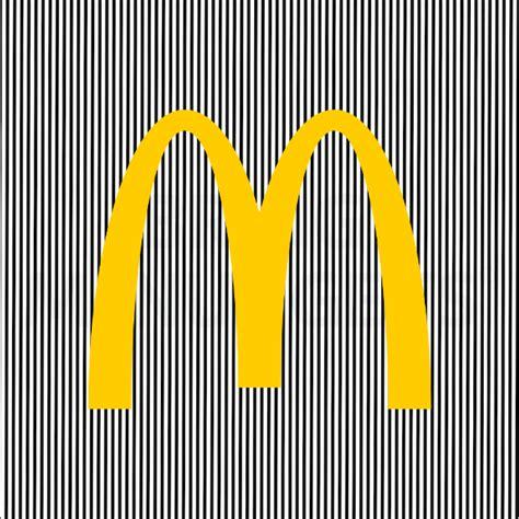 imagenes de ilusiones opticas geniales mcdonald s se anuncia con una molesta ilusi 243 n frogx