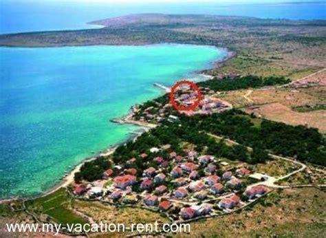isola di pag croazia appartamenti appartamenti milan kosljun isola di pag quarnaro