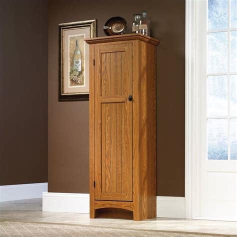 oak kitchen pantry cabinet home furniture design home pantry in carolina oak 401867