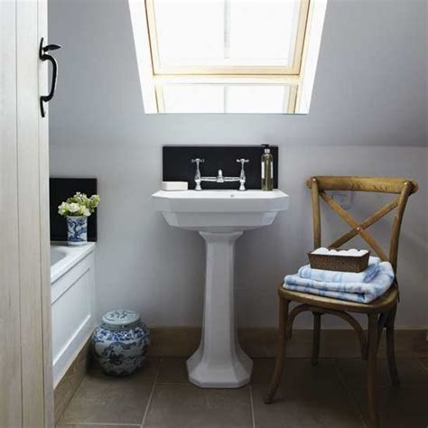 small attic bathroom ideas classic attic bathroom small bathroom design ideas