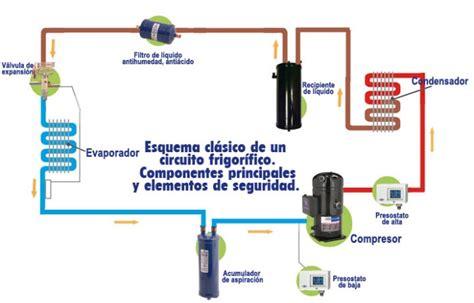 funcionamiento camara frigorifica maquinas frigorificas refrigeracion