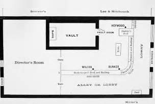 Bank Of America Floor Plan by Revealed Hour By Hour The Full Story Of The Most Famous
