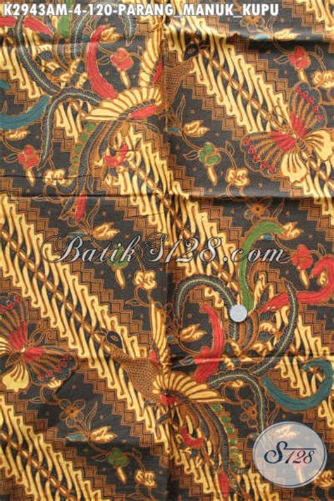 Parang Kupu batik jarik motif parang manukk kupu kain batik kombinasi