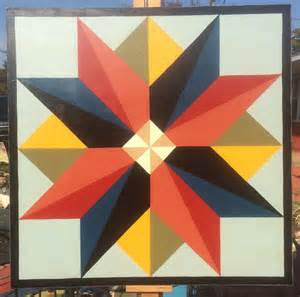 36 Inch Barn Star 36 Multi Star Barn Quilt