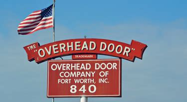 Overhead Door Company Of Fort Worth About Overhead Door Company Of Fort Worth