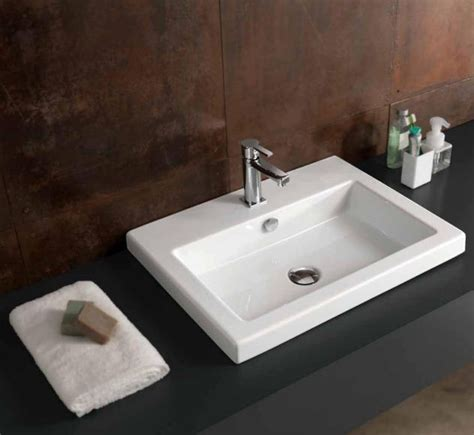 costo lavandino bagno lavabo incasso cangas 60