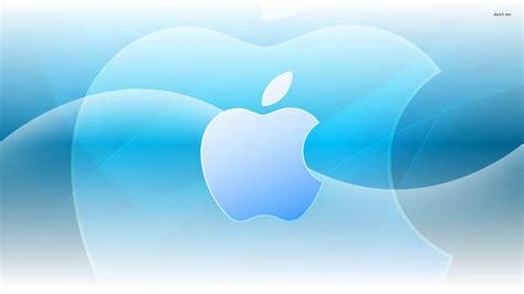 apple wallpaper blue hd blue apple wallpapers wallpaper cave